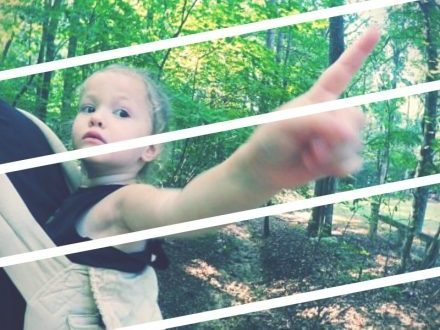 My Daughter Doesn't Know She Is A Child Of Deaf Adults #coda #childofdeafadults #deafawareness | mommygonetropical.com