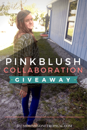 PinkBlush Collaboration