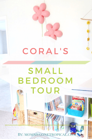 Small Bedroom Tour