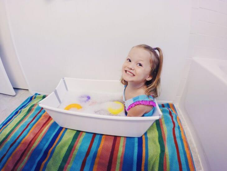 Stokke Flexi Bath Review   Mommy Gone Tropical