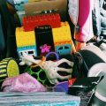 Need some road trip toys and activities for kids on your next trip? I will share what I brought for the kids and whether they were a hit or not. #roadtrip #roadtripactivities   mommygonetropical.com